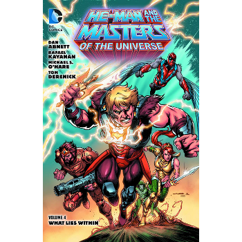 He-Man & Masters of the Universe Vol. 4 : What Lies Within TP
