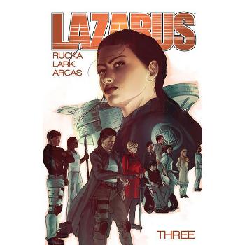 Lazarus Vol. 03 TP