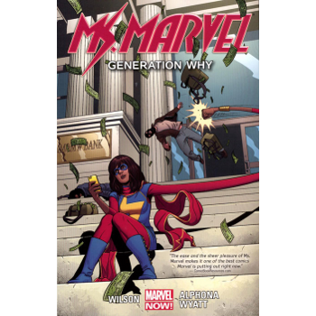 Ms Marvel Vol. 2 : Generation Why TP