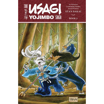 Usagi Yojimbo Saga Vol. 2 SC
