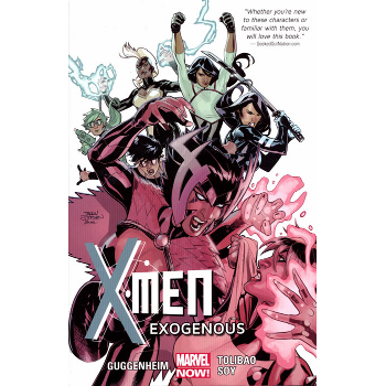 X-Men Vol. 4 : Exogenous TP (2013)