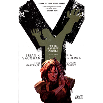 Y The Last Man Book 2 TP