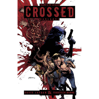 Crossed Vol. 12 : Badlands TP