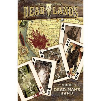 Deadlands Vol. 1 : Dead Man's Hand TP