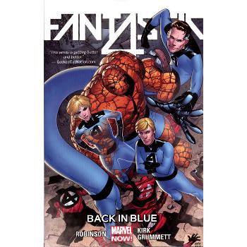 Fantastic Four (2014) Vol. 3 : Back in Blue TP