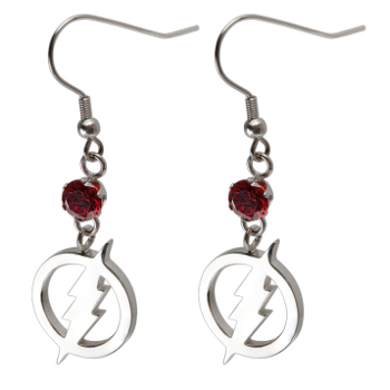 Flash Lightning Bolt Dangle Earrings