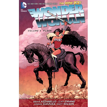Wonder Woman Vol. 5 : Flesh TP (N52)