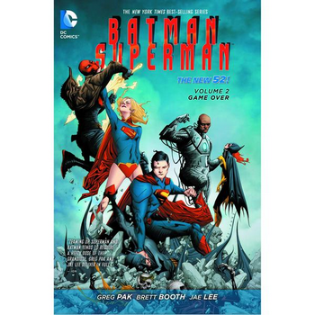 Batman/Superman Vol. 2 : Game Over TP (N52)
