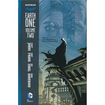 Batman : Earth One Vol. 2 HC