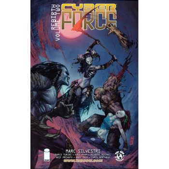 Cyberforce Rebirth Vol. 2 TP