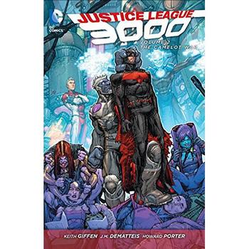 Justice League 3000 Vol. 2 : Camelot War TP