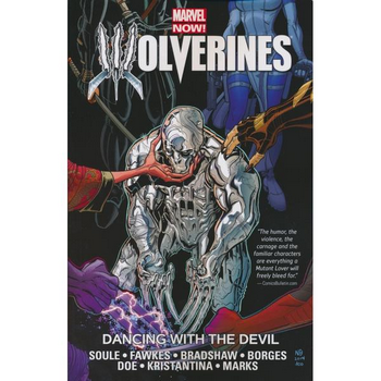 Wolverines Vol. 1 : Dancing With the Devil TP