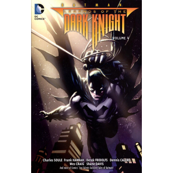 Batman : Legends of the Dark Knight Vol. 4 TP