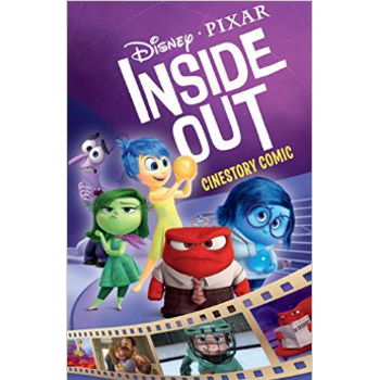 Disney Inside Out Cinestory SC