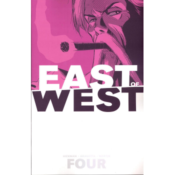 East of West Vol. 4 TP