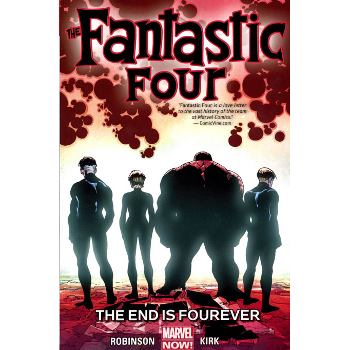 Fantastic Four (2014) Vol. 4 : The End is Fourever TP