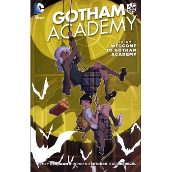 Gotham Academy Vol. 1 : Welcome to Gotham Academy TP