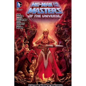 He-Man & Masters of the Universe Vol. 5 : Blood of Grayskull TP