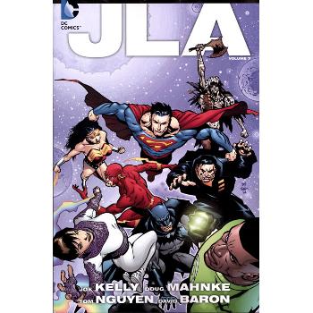 JLA Vol. 7 TP