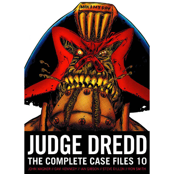 Judge Dredd : Complete Case Files Vol. 10 SC
