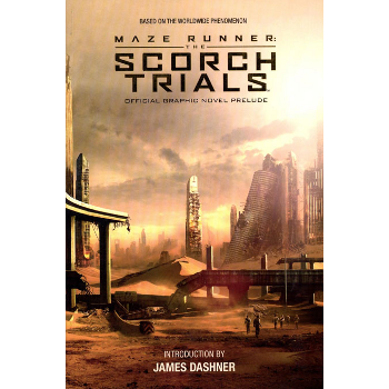 Maze Runner : The Scorch Trials : Official Prelude TP