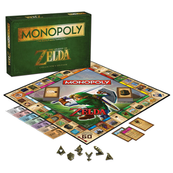 Monopoly : The Legend of Zelda