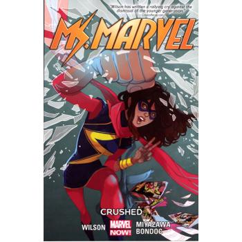 Ms Marvel Vol. 3 : Crushed TP