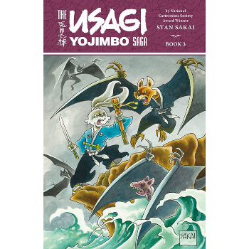 Usagi Yojimbo Saga Vol. 3 SC