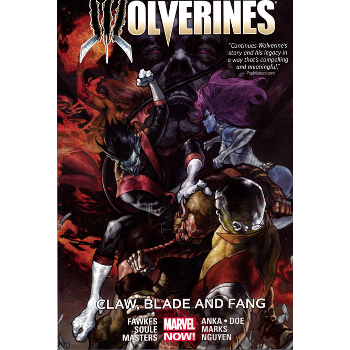 Wolverines Vol. 2 : Claw Blade and Fang TP