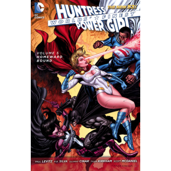 Worlds' Finest Vol. 5 : Homeward Bound TP (N52)