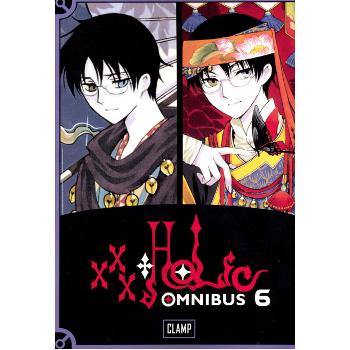 XXXHolic Omnibus Vol. 6 SC