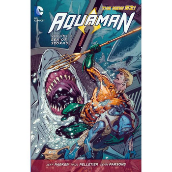 Aquaman Vol. 5 : Sea of Storms TP (N52)