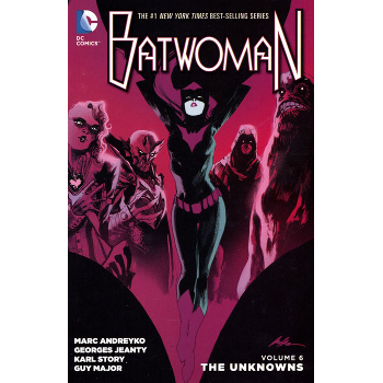 Batwoman Vol. 6 : The Unknowns TP (N52)