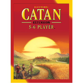 Catan 5th ED 5-6 Player Extention