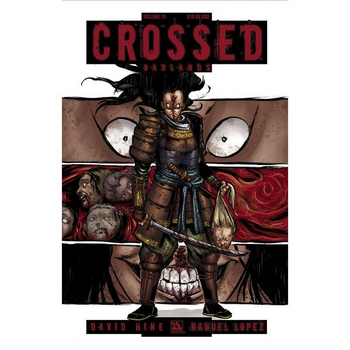 Crossed Vol. 13 : Badlands TP