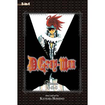 D Gray-Man Omnibus Edition Vol. 2 SC