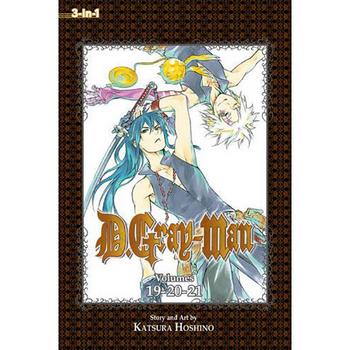 D Gray-Man Omnibus Edition Vol. 7 SC