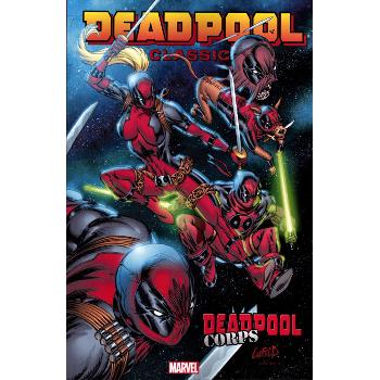 Deadpool Classic Vol. 12 : Deadpool Corps TP