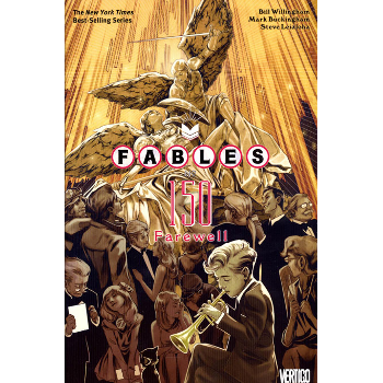 Fables Vol. 22 : Farewell TP