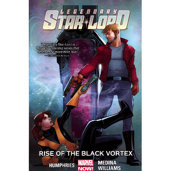 Legendary Star-Lord Vol. 2 : Rise of the Black Vortex TP