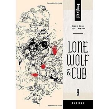 Lone Wolf & Cub Omnibus Vol. 9 SC