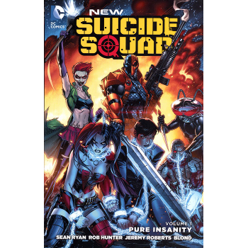 New Suicide Squad Vol. 1 : Pure Insanity TP