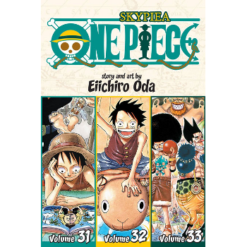 One Piece Omnibus Vol. 11 SC