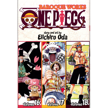 One Piece Omnibus Vol. 06 SC