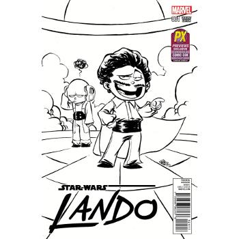 SDCC2015 Star Wars Lando #1 Exclusive Edition