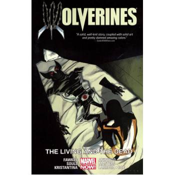 Wolverines Vol. 3 : Living and the Dead TP