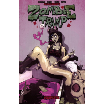 Zombie Tramp Vol. 3 : Breaking Bath TP