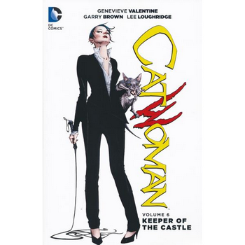 Catwoman Vol. 6 : Keeper of the Castle TP (N52)