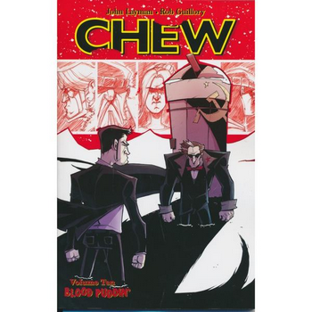 Chew Vol. 10 : Blood Puddin TP