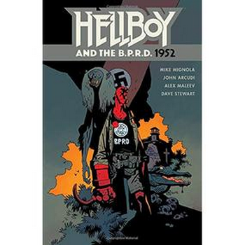 Hellboy and the BPRD : 1952 TP